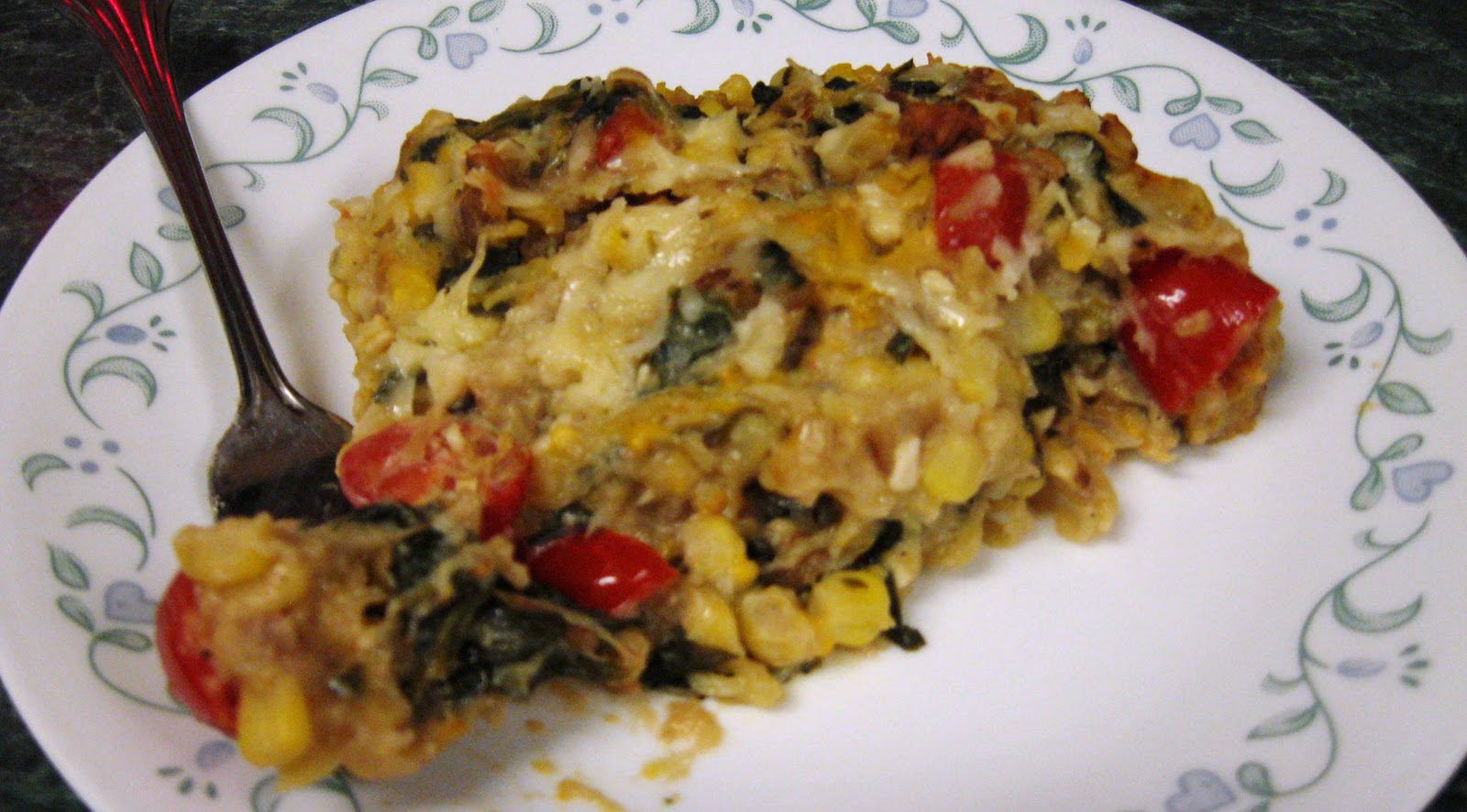 Debbi Does Dinner... Healthy & Low Calorie: Spaghetti Squash Gratin