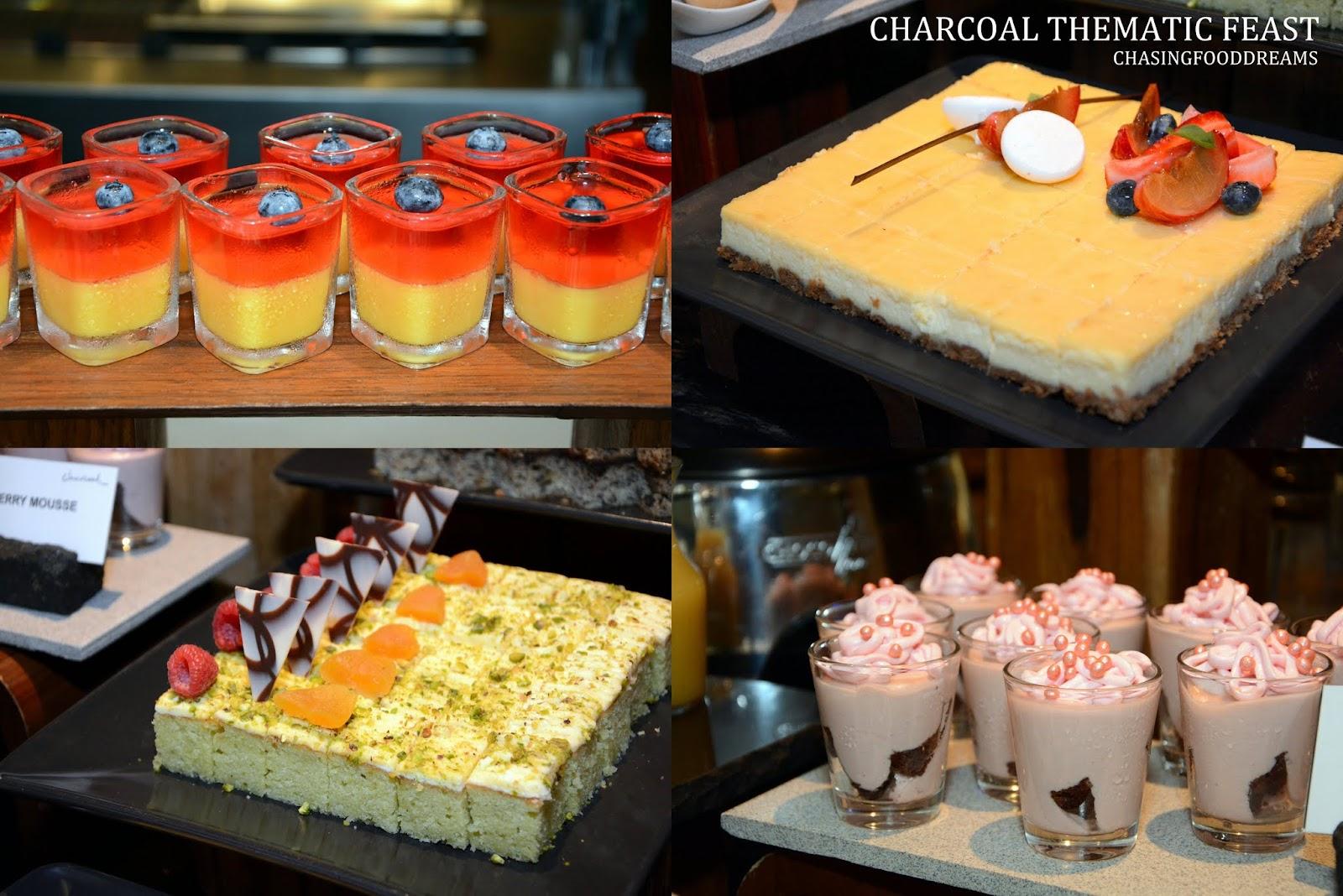 Charcoal Pineapple Cake Taipei