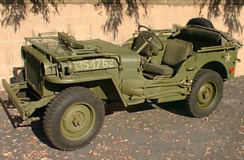 New Willys Jeep World War Ii To 2012 Model Modified