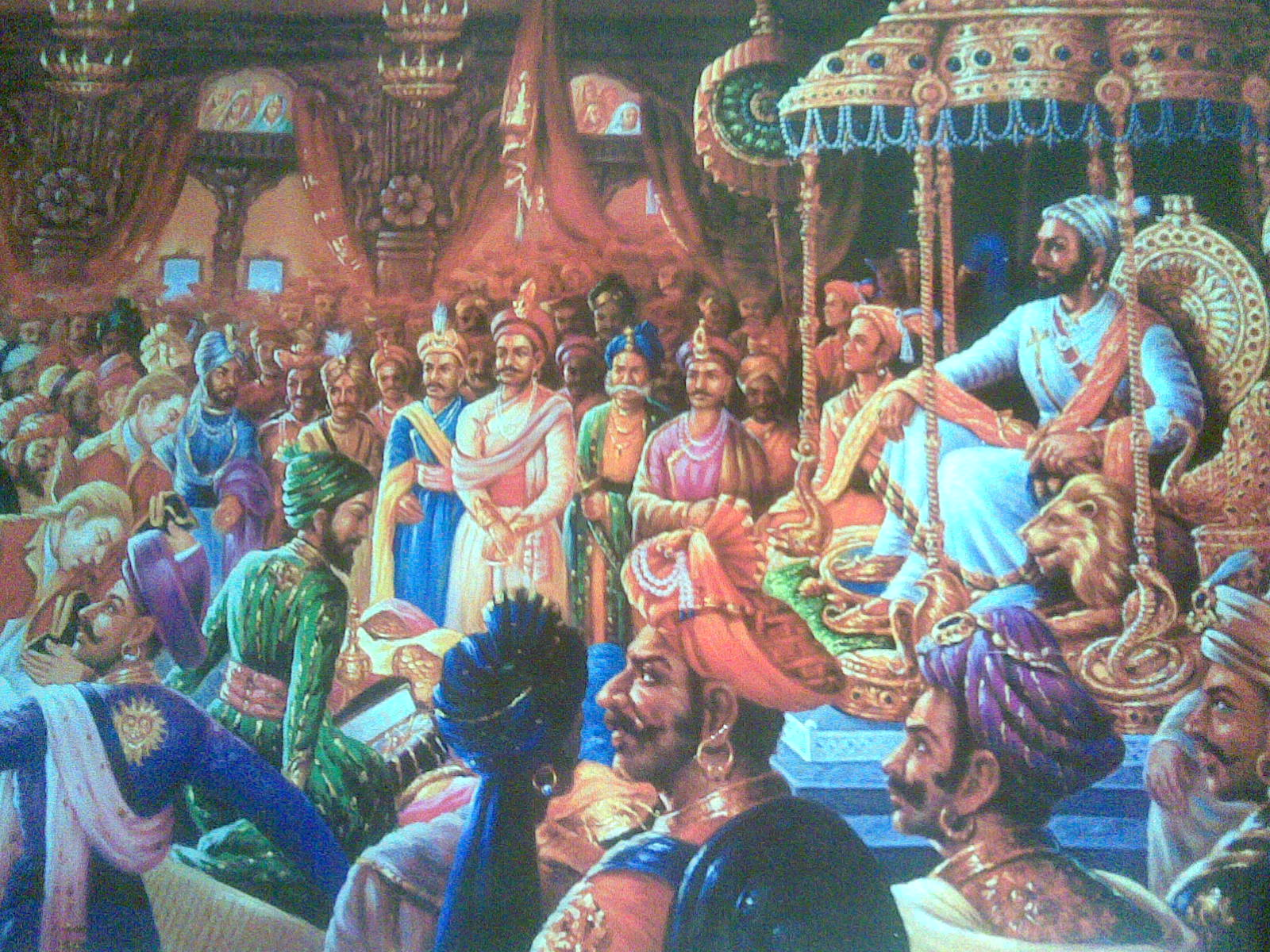 Maratha Chronicles: The Coronation of Shivaji