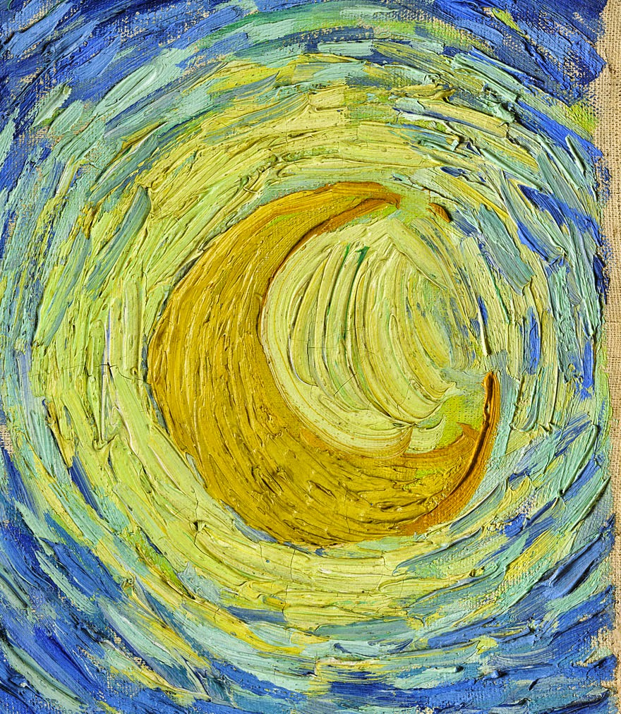 van gogh starry night and influence A divine view of van gogh  another staunch religious influence, rejected van gogh's repeated  in such works as starry night, where all village.