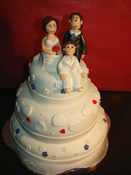 Bolo de Casamento