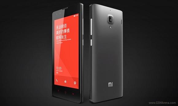 Xiaomi Hongmi 1s Harga Spesifikasi, Android Dual Sim Murah