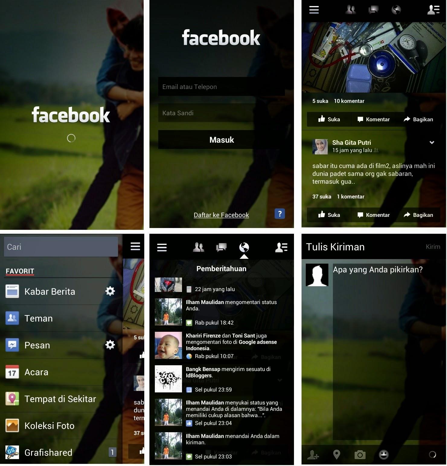 Facebook Mod Terbaru 2015