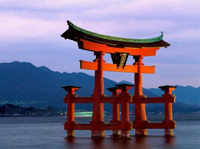 Itsukushima, Japón
