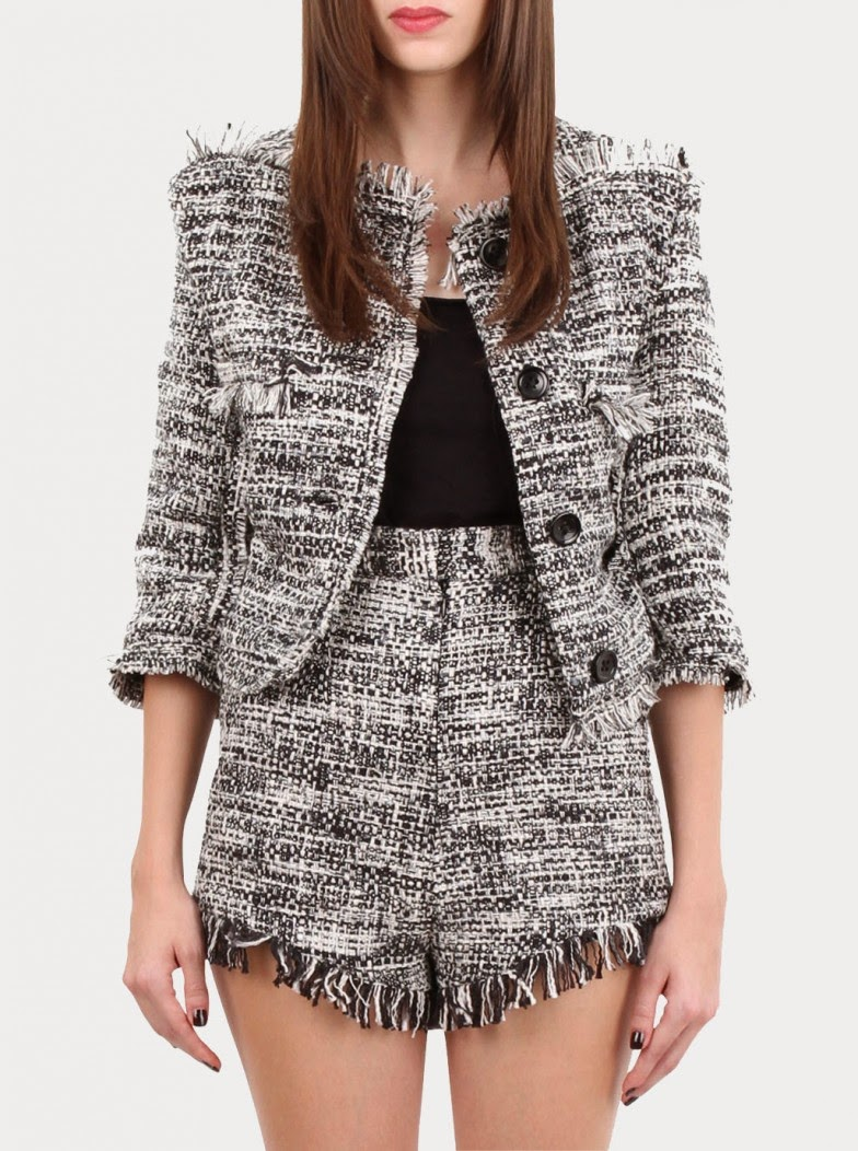 model baju blazers