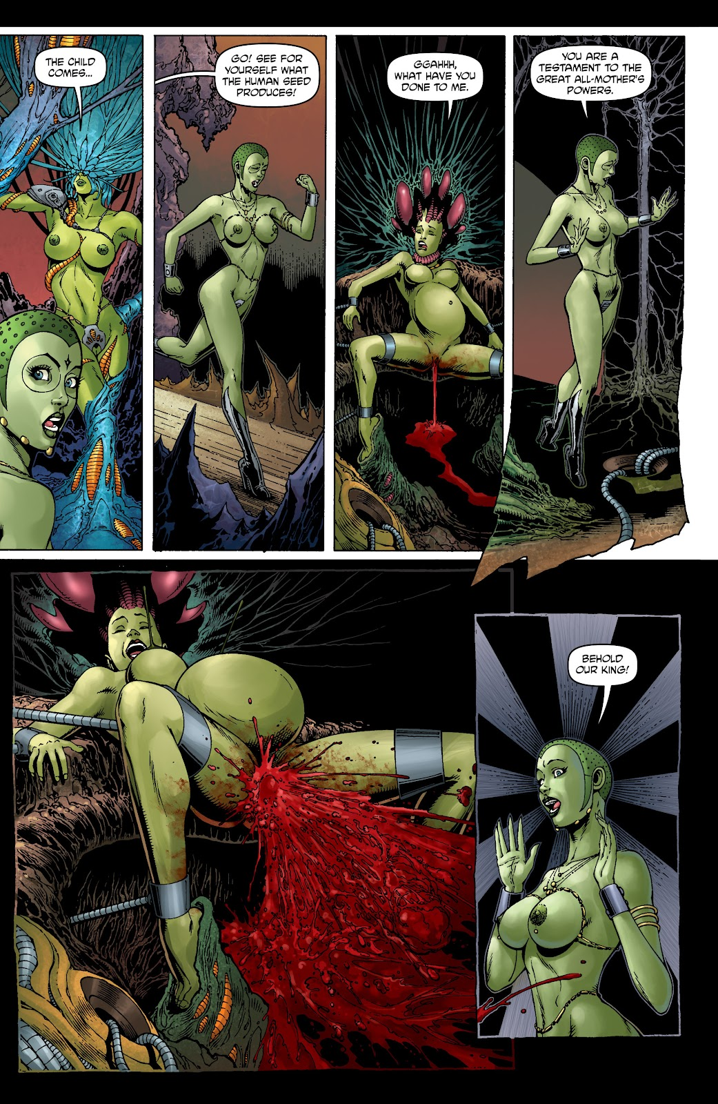 Webwitch (2015) Issue #4 #4 - English 15