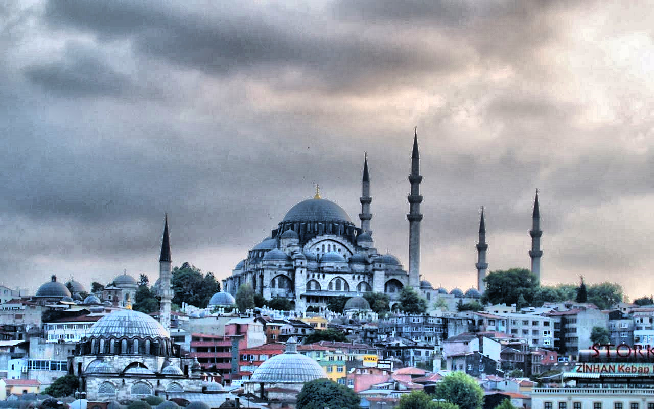 Welcome to the Islamic Holly Places: Suleymaniye Mosque ...