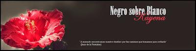 Kayena: Negro sobre blanco