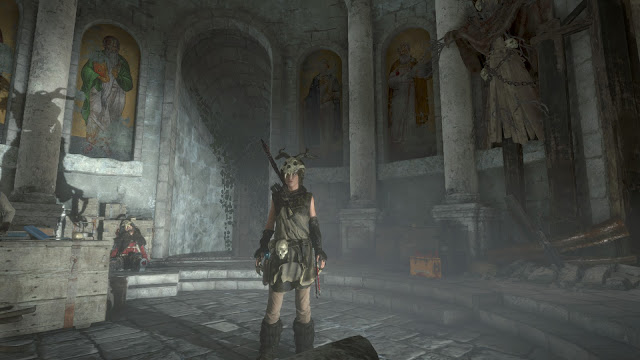 Rise of the Tomb Raider, Baba Yaga: The Temple of the Witch wraithskin outfit