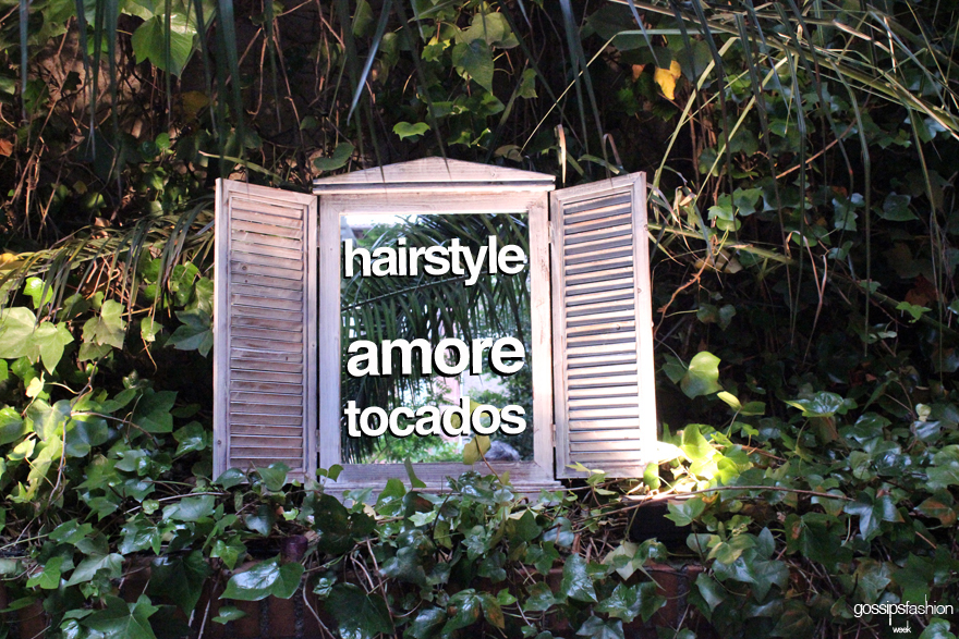 hairstyle amore tocados