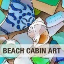 Beach Cabin Art