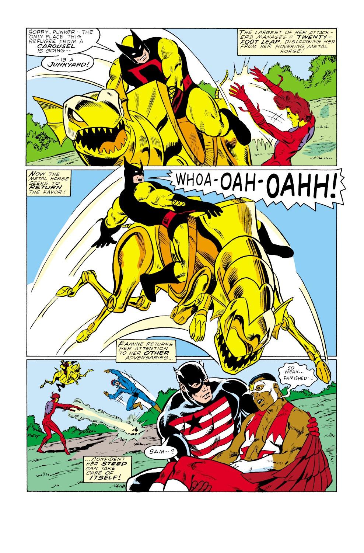 Captain America (1968) Issue #339 #268 - English 16