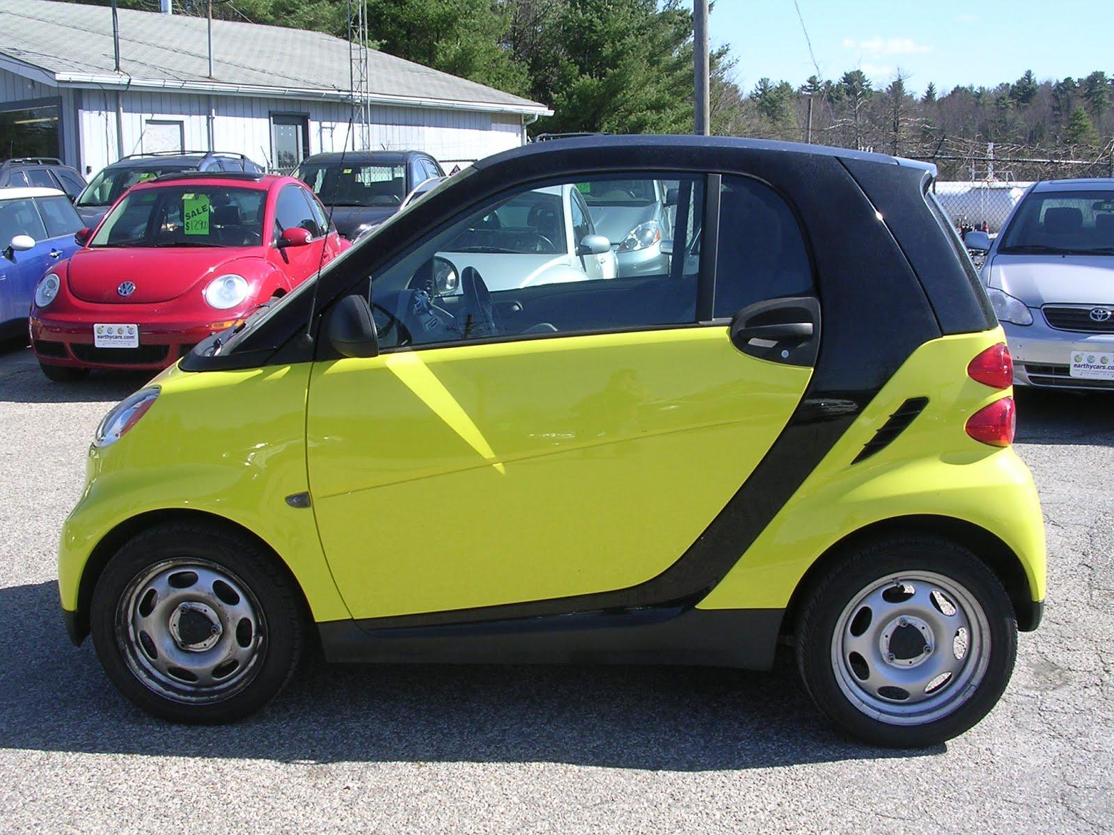Earthy cars blog october 2012 for Honda smart car