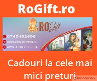 ROgift.ro(Magazin de cadouri)