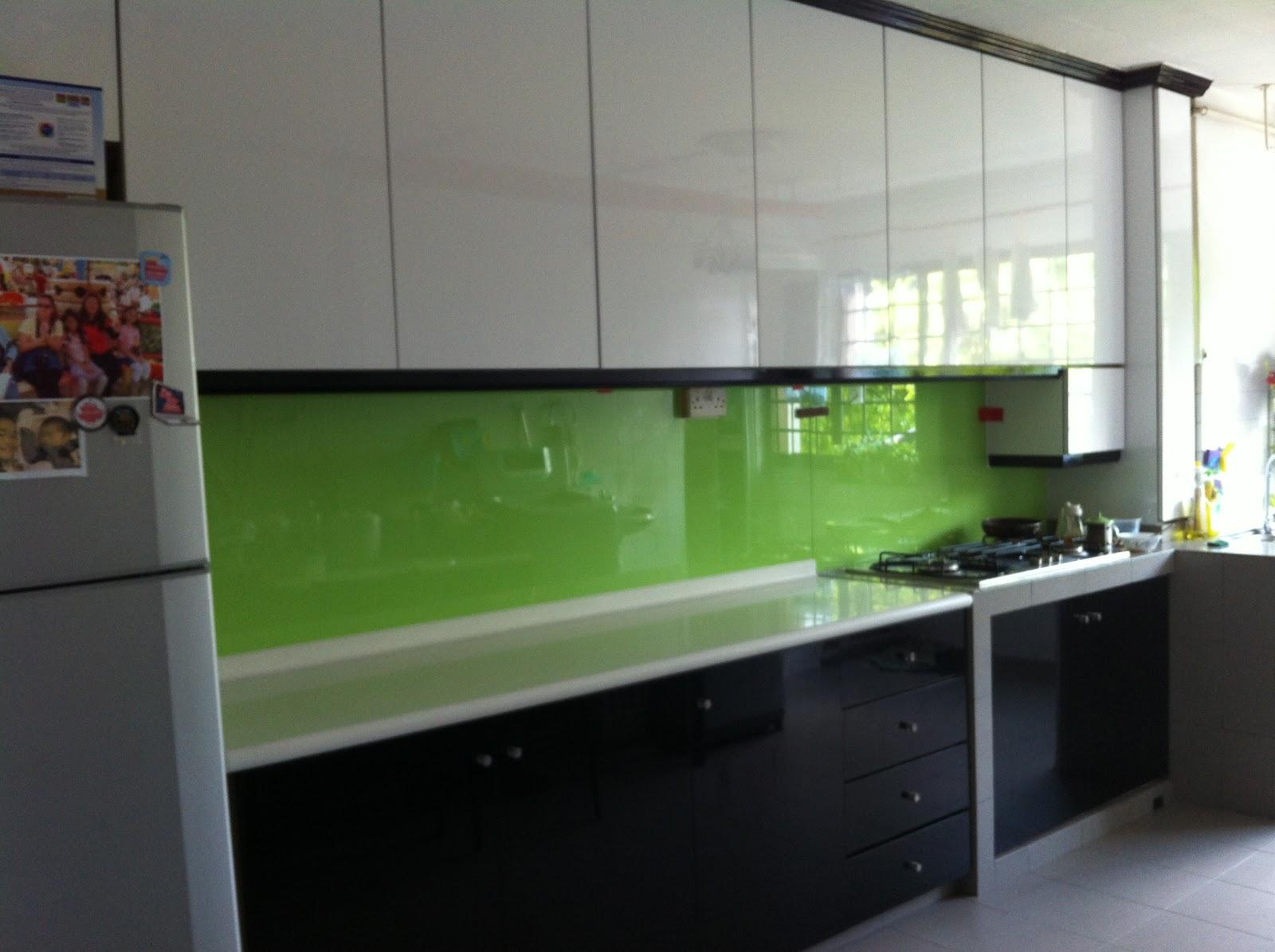 Kitchen Backsplash Singapore kuripot thoughts: renotalk: simple kitchen makeover