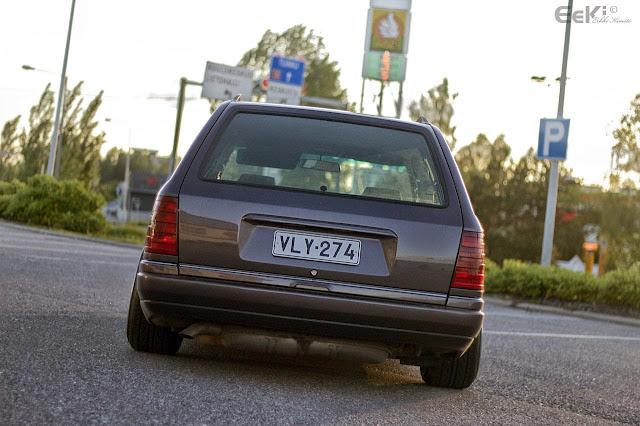 mercedes benz s124 kombi carlsson