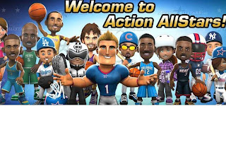 Interactive Gaming in Education: Action Allstars!