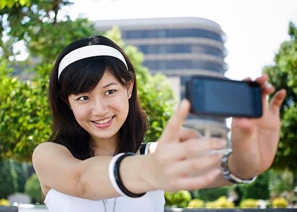 Fitur Face Detection bagus untuk Selfie