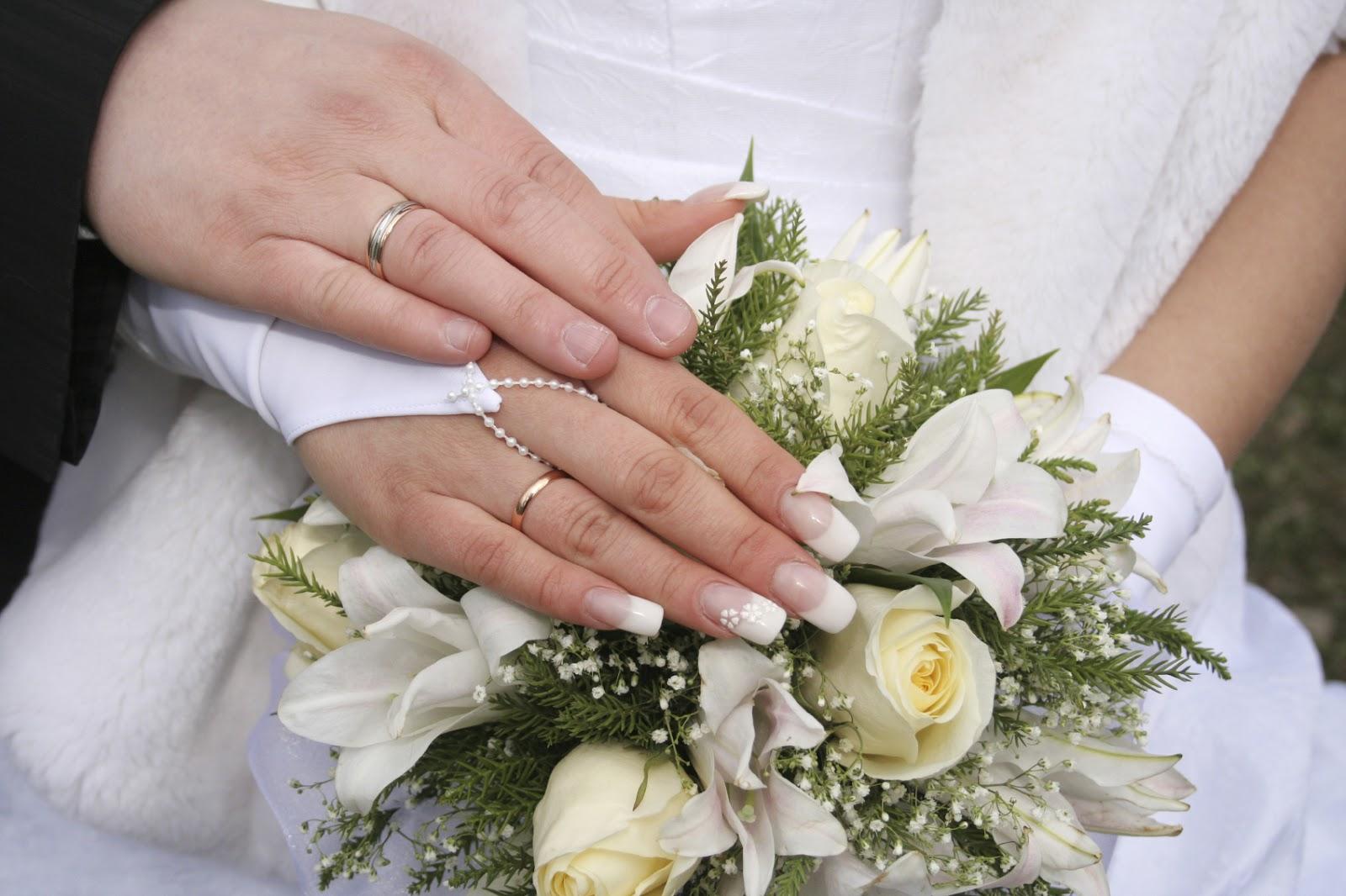 Маникюр своими руками на свадьбу