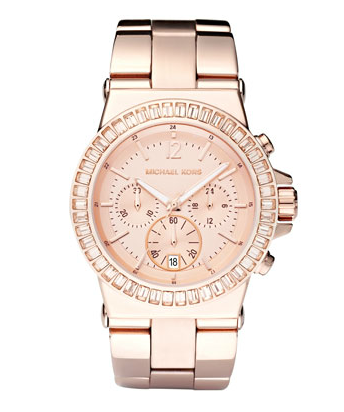 FASHION   Micheal Kors Rose Gold Watch – I Need This in My Life
