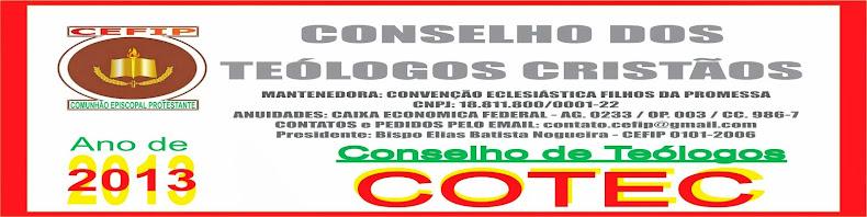 Conselho dos Teólogos Cristão - COTEC