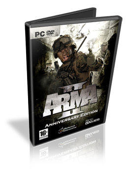 Download Arma 2 Anniversary Edition PC completo + Crack 2011