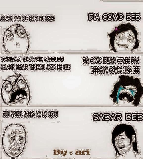 Kartun lucu dan seru