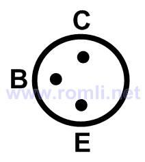 BC207, BC208, BC209, BC204, BC205, BC205, BC407, BC408, BC409, BC417, BC418, BC419