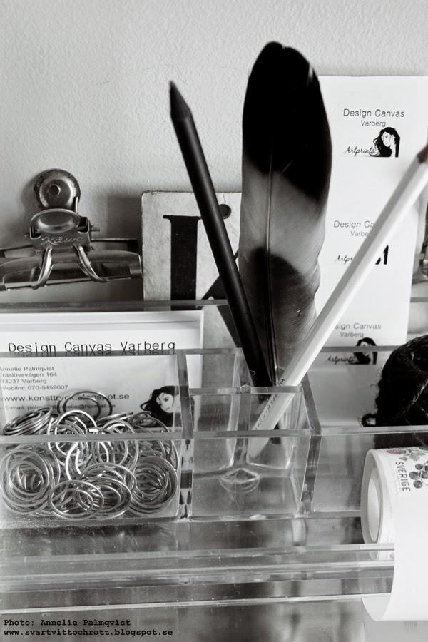 plexiglas, hårdplast, plexi, för skrivbordet, pennställ, gem, frimärken, inspiration