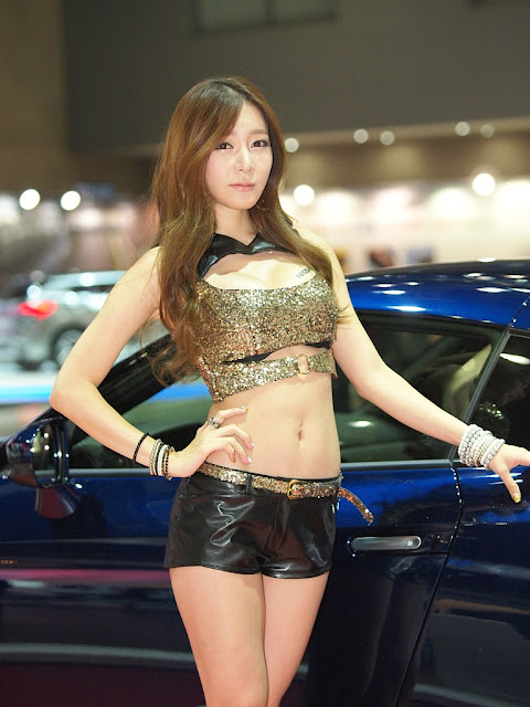 5 Han Ji Eun - SMS 2013 - very cute asian girl - girlcute4u.blogspot.com