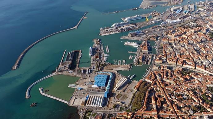 Il porto di Livorno ha un nuovo Piano Regolatore
