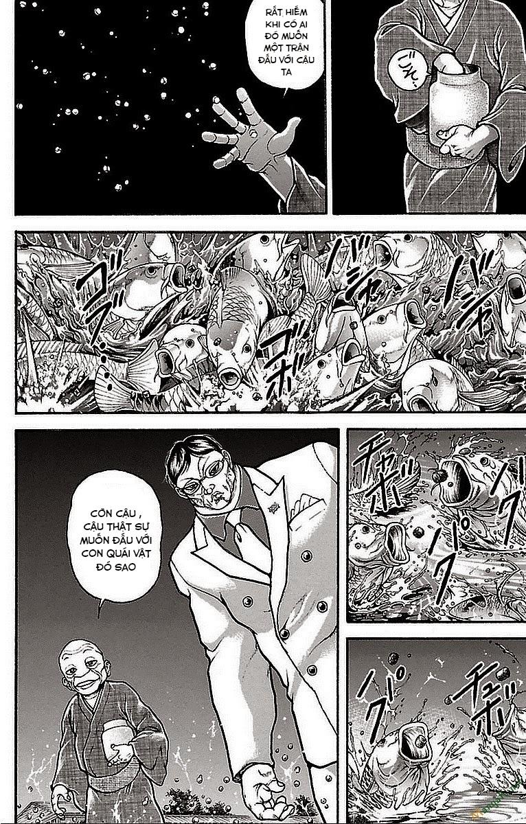 Baki Dou chap 11 Trang 6 - Mangak.info