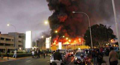 Fire Nairobi