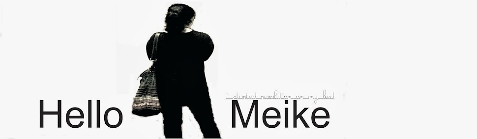 Hello, Meike