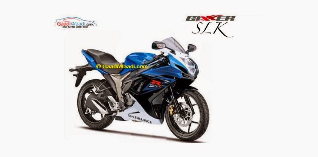 Seperti inikah sport Suzuki 150cc nantinya?