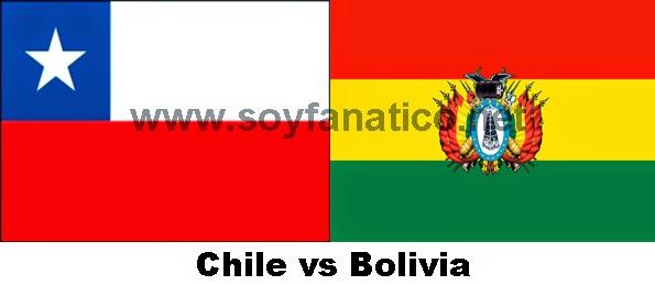 Seleccion Chile vs Bolivia 2014