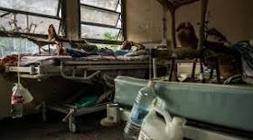 Hospital del terror en Venezuela