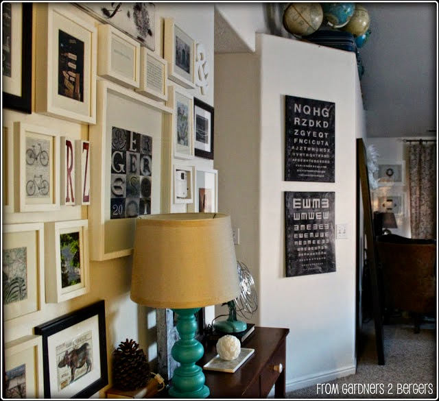 DIY Art & Gallery Wall Tutorial