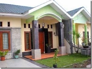 contoh teras rumah modern terbaik desain rumah minimalis