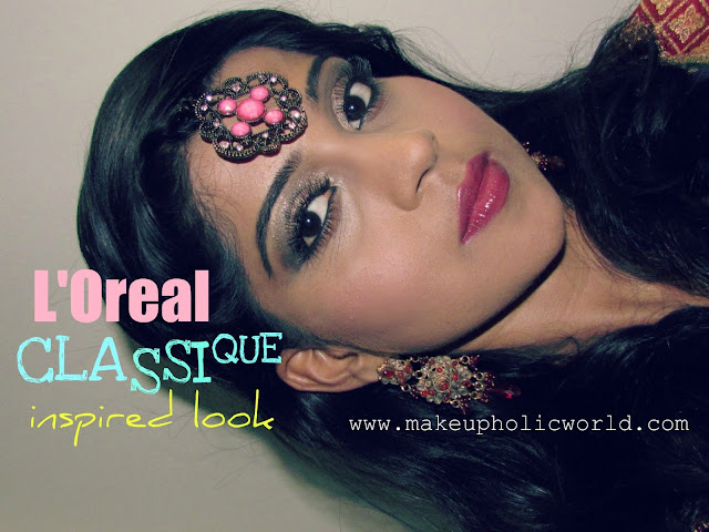 Sonam Kapoor Classique Inspired Look