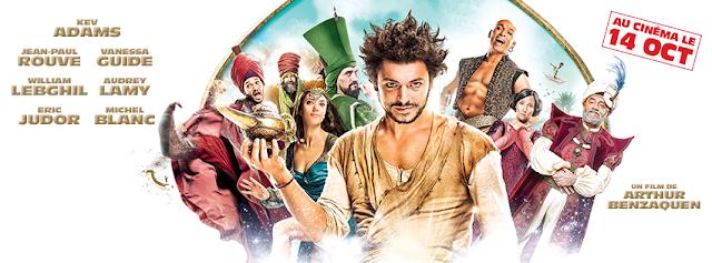 Chronique l Les Nouvelles Aventures d'Aladin
