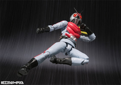 Bandai SH Figuarts Kamen Rider X figure
