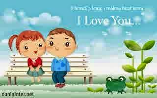 Gambar Kata Romantis Untuk Kekasih Pacar