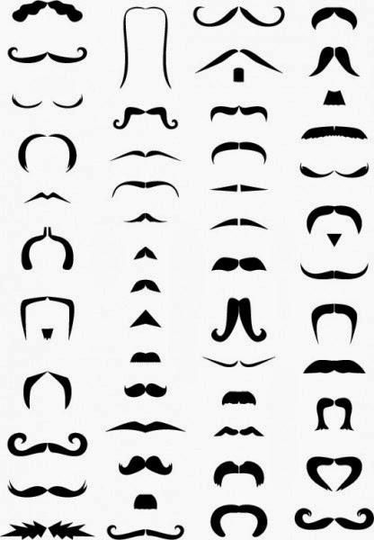 Taza con bigote para el día del padre en Recicla Inventa