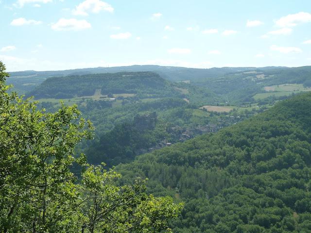 [CR] Bruniquel (82), Gorges de l'Aveyron le 09 juillet 2015. P1070541
