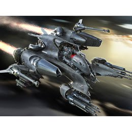 LINK TO ARTICLE WITH SPACESHIPS!