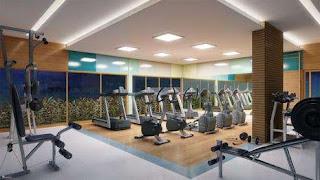 Mansão Grazia - Fitness