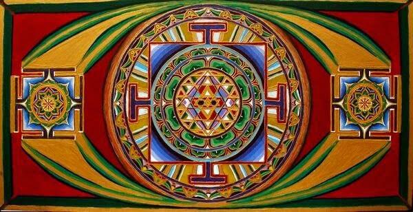 Sri Yantra új szemmel
