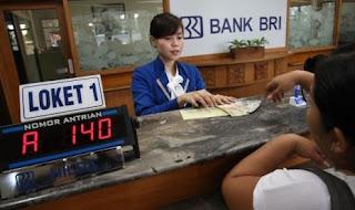 Lowongan Kerja Bank Rakyat Indonesia (BRI) sebagai Petugas Administrasi Juli 2013